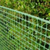 Сетки шпалерные и заборные (0)