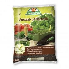Грунт для посева семян и выгонки рассады 10 л