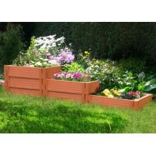 Декоративное ограждение «Садовая доска»