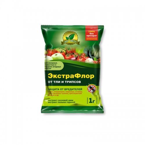 Экстрафлор от тли и трипсов 1 г